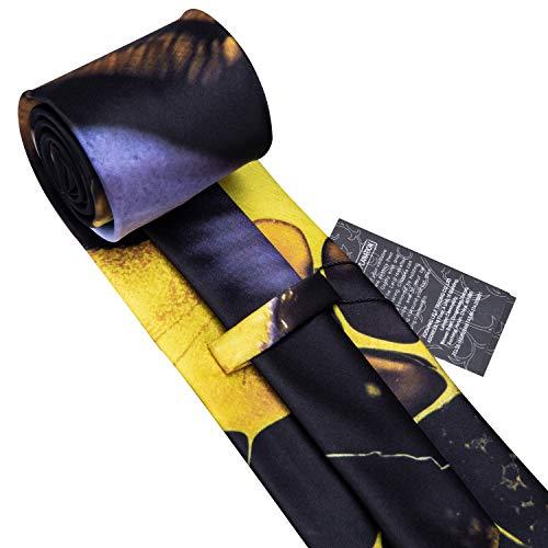 Mul Party Cufflinks Set Barry Printed 15 Wang Handkerchief Wedding Ties Silk zxSPCqw