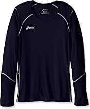 ASICS Girls Jr. Volleycross Quick-Dry Long Sleeve Top