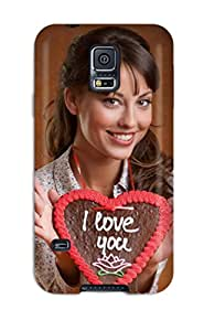 Awesome Case Cover/galaxy S5 Defender Case Cover(holiday Valentines Day)