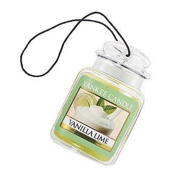 Amazon com: Yankee Candle Car Gel Odor Eliminating Hanging