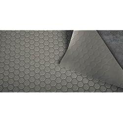 BLT G-Floor NEW Small Coin 60 Mil 10ft x 24ft Slate Gray