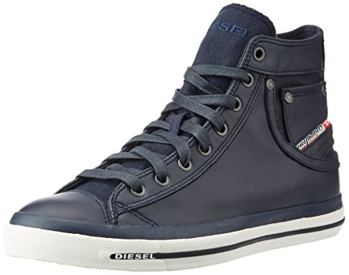 Diesel - MAGNETE EXPOSURE I - sneaker, Sneakers da Uomo Blu Notte