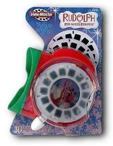 RUDOLPH Rankin-Bass Special ViewMaster Viewer & 3 Reel Set by 3Dstereo ViewMaster (Image #4)