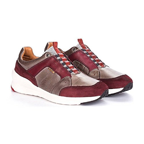 Sneaker Dark Pikolinos Grey Grigio Uomo 4XnXf8Z