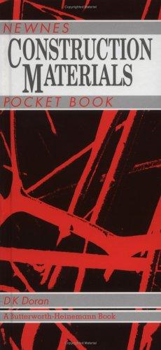 Newnes Construction Materials Pocket Book (Newnes Pocket Books)