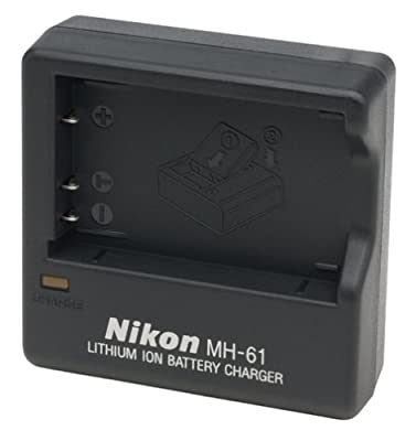 Nikon MH-61 Battery Charger for Coolpix P Series Digital Cameras