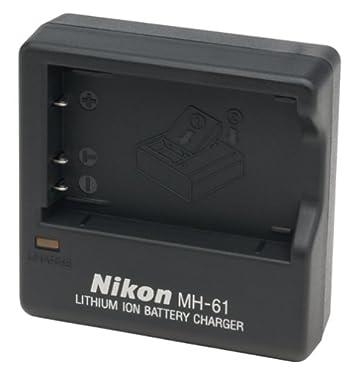 Nikon MH-61 Battery Charger for Nikon EN-EL5 Batteries little