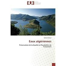 EAUX ALGERIENNES