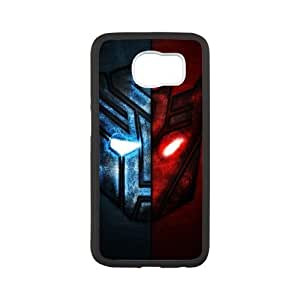 SamSung Galaxy S6 cell phone cases White Transformers fashion phone cases HRE4533514