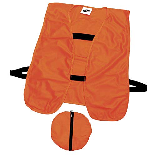 Frogg Toggs Blaze Orange Hunting Vest, One Size ()
