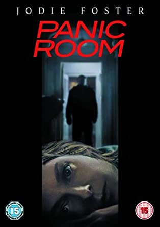 Panic Room Dvd 2002 Amazon Co Uk Jodie Foster Forest Whitaker Jared Leto Kristen Stewart David Fincher Jodie Foster Forest Whitaker Dvd Blu Ray