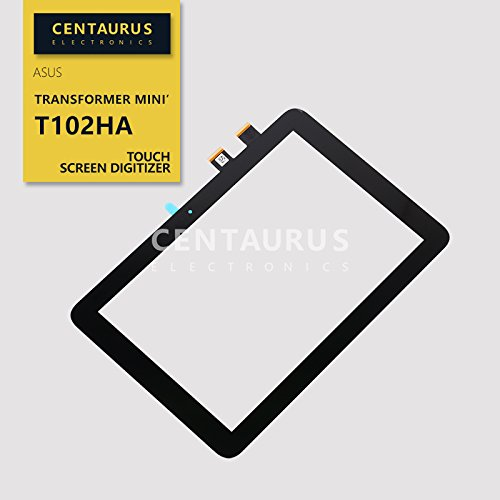 Replacement for Asus Transformer Mini T102HA 10.1 inch Touch Screen Digitizer (NO LCD) Panel (Black) Replacement Part