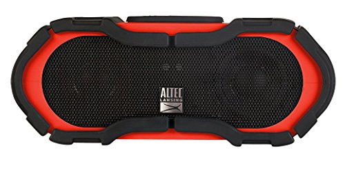 Altec Lansing IMW576-RED Boom Jacket Bluetooth Speaker, Red by Altec Lansing