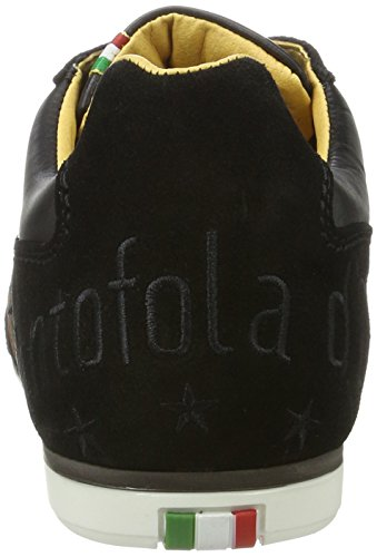 Pantofola Doro Herren Imola Uomo Lage Sneaker Schwarz (zwart)