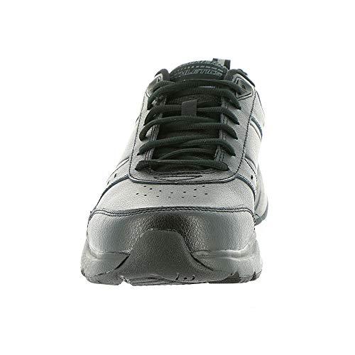 41 Deportiva 58355 Bbk Skechers Hombre Zapatilla Hangier Negro Px80d8w