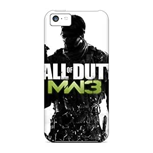 Gtc2784Hjbd Anti-scratch Case Cover Williams6541 Protective Mw3 Case For Iphone 5c by supermalls
