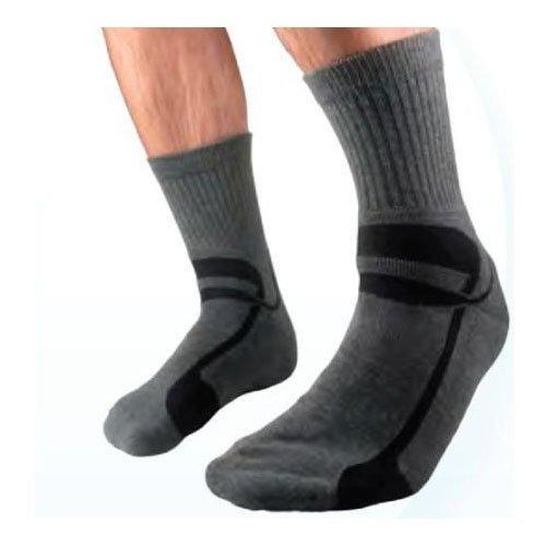 Silipos GeLuscious Moisturizing Gel Socks for Men