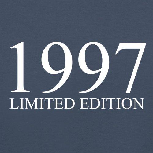 1997 Limierte Auflage / Limited Edition - 20. Geburtstag - Herren T-Shirt - Navy - XL
