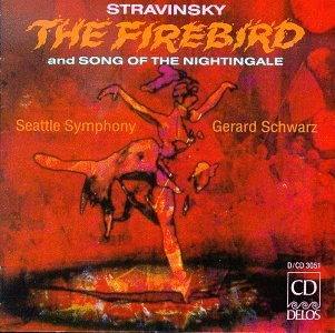 Stravinsky: The Firebird and Song Of The Nightingale