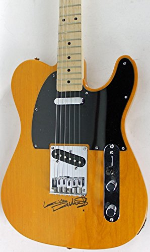 Keith Richards Rolling Stones Signed Fender Telecaster Guitar #AA01995 - PSA/DNA Certified -