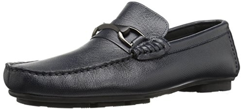 Bugatchi Men Veneto Driver Driving Style Loafer Navy