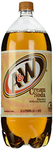 (A&W Cream Soda, 2 Liter Bottle)