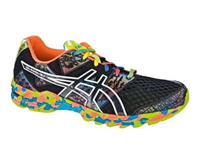100% authentique fc93c 2379a Asics Gel-Noosa Tri 8 Running Shoe Onyx / Black /