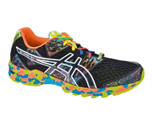 huge selection of 17d16 6445c ASICS Men s Gel-Noosa Tri 8 Running Shoes, Multi Coloured, UK9   Amazon.co.uk  Shoes   Bags