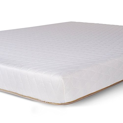 "Dreamfoam Bedding Chill 12"" Gel Memory Foam Mattress, Queen- Made in The USA"