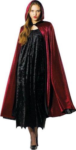 Foxxeo 10238 Umhang Vampir Vampirumhang Kostum Fur Damen Und