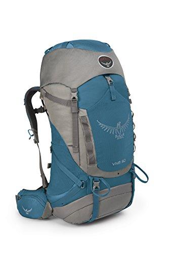 Osprey Packs Women's Viva 50 Backpack, Cool Blue