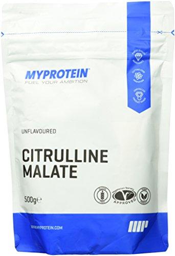 Myprotein Citrulline Malate, 1er Pack (1 x 500 g)