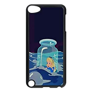 [MEIYING DIY CASE] FOR Ipod Touch 5 -Alice in Wonderland -Alice -Cheshire Cat-IKAI0447151