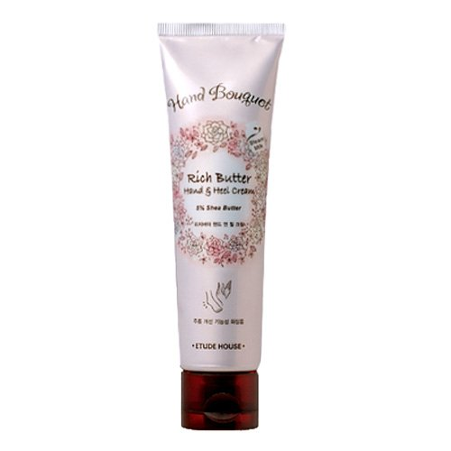 Global Shipping Etude House Rich Butter Hand and Heel Cream