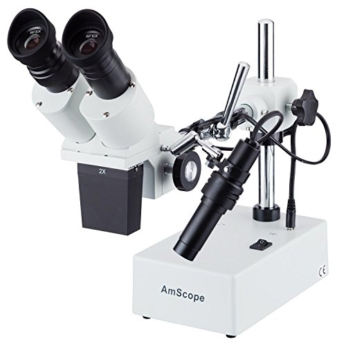 AmScope SE420Y Professional Microscope Magnification product image