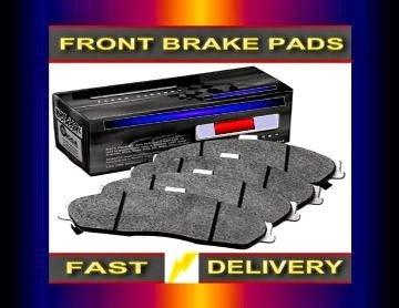A4 Brake Pads A4 1.9 Tdi Brake Pads 1999-2004: