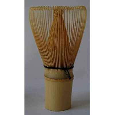 Japanese Tea Ceremony Chasen Bamboo Whisk 120-tate by : MatchaDNA