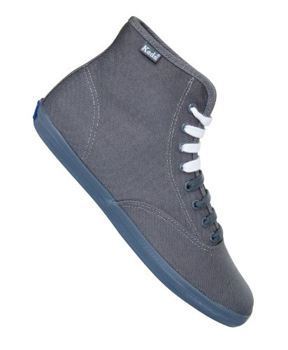 Keds  Keds Champion High charcoal, Damen Sneaker, grau - anthrazit - Größe: 40 EU