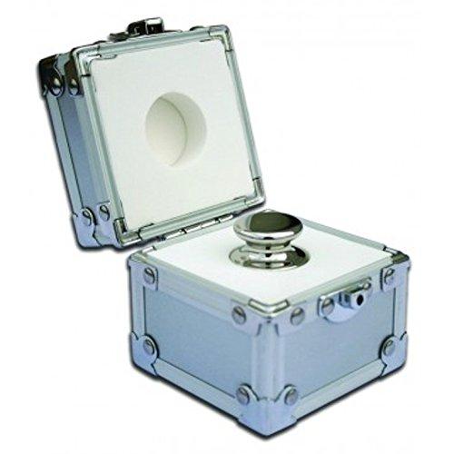 Balance précision classe m15kg avec étui en aluminium Baxtran Metrología