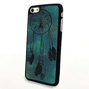 Generic Phone Accessories Matte Hard Plastic Phone Cases Multicolor Dream Catcher fit for Iphone 6