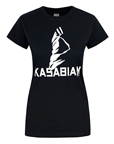 Official Kasabian Ultra Women's T-Shirt (S) -