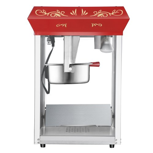 6100 Great Northern Popcorn Red Countertop Foundation Popcorn Popper Machine, 8 Ounce by Great Northern Popcorn Company (Image #4)
