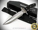 02BO160 Valkyrie Knife with Sheath - Premium Quality Very Sharp EMT EDC