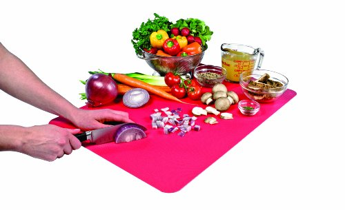 Tovolo Countertop Cutting Mat - Candy Apple