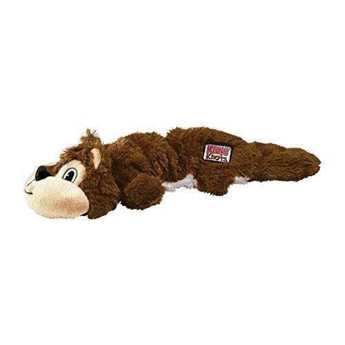 41XRANUwclL - KONG Scrunch Knots Dog Toy