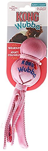 Kong Wubba Assorted Colors Puppy