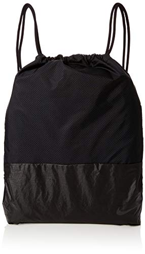 Nike W Nk Move Free Gmsk Sports Bag, Mujer, Black/Black/Black, MISC