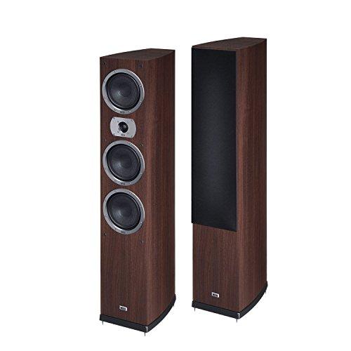 HECO Victa Prime basreflex luidspreker Victa Prime 702 bruin (espresso)