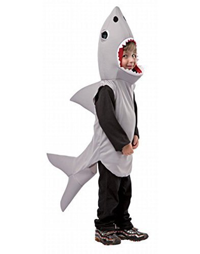 Rasta Imposta Sand Shark Costume, (Shark Child Costume)