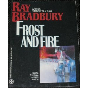 book cover of Frost and Fire